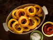 Cornbread Onion Rings