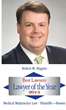 """Robert Higgins Named 2015 Best Lawyers® """"Lawyer of the..."""