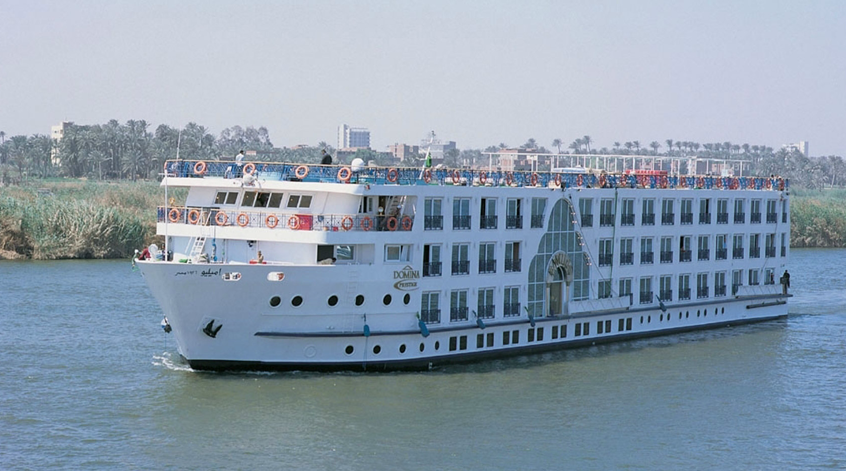 Orbital Travel The Nile Cruise Specialist Announce 5 Star