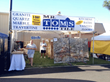 Mr. Tom's Tile Hosting Booth at the Paso Robles and San Luis Obispo...