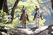 Rarity Bay Equestrian Center at Tellico Lake in Eastern Tennessee...