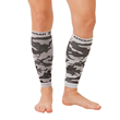 Camo Compression Leg Sleeves Provide Shin Splint Relief for Runners