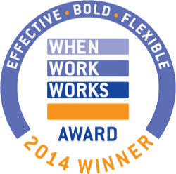 2014 When Work Works Award