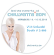 Attend the October 2014 Chillventa HVAC International Trade Fair In Nuremberg, Germany & Take Uniweld's EZ Turn™ Challenge
