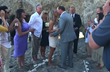 surprise wedding in malibu California by officiant guy