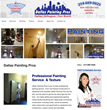 Christopher Oliver Agency Designs and Launches DallasPaintingPros.com...
