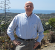 Toronto author Albert Bolter in Santa Barbara, California just prior to acceptance of the 2014 Global Ebook Awards GOLD Certificate for The C.A.T. Principle on August 20, 2014.