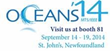 OceanWorks International Exhibiting and Presenting at OCEANS'14 Conference September 14th to 19th