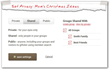"""Giftster - The Year-round Gift Registry for Families - Gets More Flexible With The Release Of  The """"List Permissions By Group"""" Feature"""