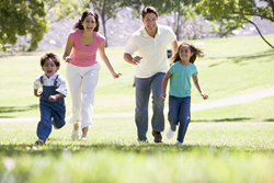 Encourage a healthy, active lifestyle for your family during Childhood Obesity Awareness Month with tips from Austin, TX pediatrician Dr. Katalenas.