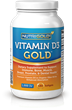 #1 Rank Awarded to NutriGold's Vitamin D3 Gold Supplement for the...