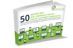 50 Reasons Why Real Companies Created Online Customer Communities