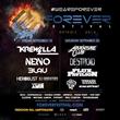 Announcing Forever Festival Detroit 2014 w Krewella, Flux Pavilion, Adventure Club, Nervo, Destroid, 3LAU & Many More