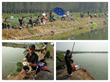 Sanmenxia Mingzhu Electric Metallurgical Held Fishing Competition