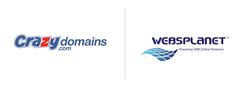Crazy Domains and WebsPlanet Partnership Online Presence