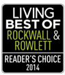 "Spine Team Texas chosen Reader's Choice ""Best of 2014"" Rockwall & Rowlett"