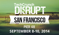 TechCrunch Disrupt San Francisco 2014