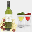 Innovative, Affordable Acrylic Wine Glasses-The Perfect Choice for Summertime Picnics, Backyard Barbecues or Any Occasion