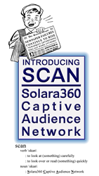 Solara360 SCAN Technology