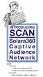 California Sun and Solara360s' SCAN Digital Signage Franchise a...