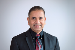 Dr. Sasi, Vice President of Technical Service and Export Business