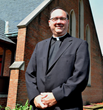 Fr. Mark Lewis of St Luke's Ordinariate Catholic Community (Photo credit: Catholic News Service; cf.  http://www.catholicnews.com/data/stories/cns/1102249.htm)