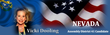 Vicki Dooling for Assembly District 41, Nevada, this November 4th!