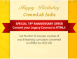 CommLab India Celebrates 14 Years of Success With A Special E-learning...