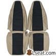 High Quality 1997-2006 JEEP Wrangler TJ Leather Seat Covers From...
