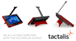 Tactalis Origin Tactile Tablet Computer