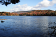 Kent pond in the fall