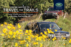 Land Rover Hinsdale Travel the Trails