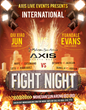 AXIS Sports Media Adds Professional Boxing Promoter to its Live Events...