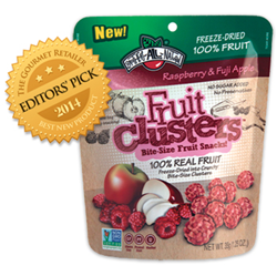 Raspberry Apple Fruit Clusters Brothers-All-Natural