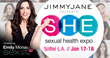 Sex Ed Goes Hollywood With Sexual Health Expo, Coming January 2015