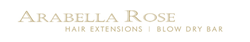 Arabella rose Hair Extension Salon