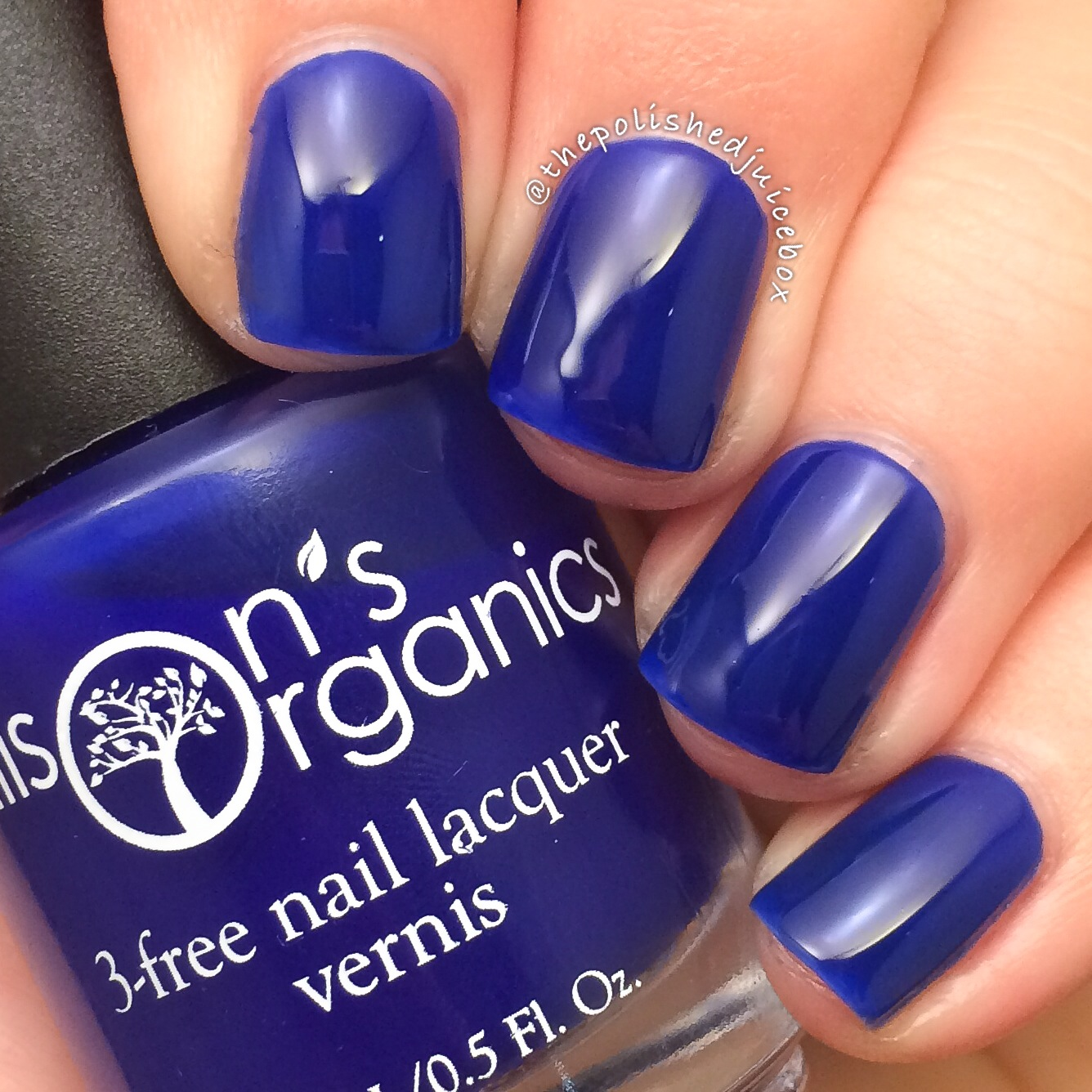 Three Free Nail Polish Brands List: Ellison's Organics To Gift Doctor Who Collection Nail
