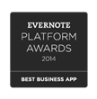 Smartsheet wins Evernote's Best Business App Award
