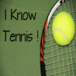 Tennis Players Snatching up iKnowTennis! Mobile App  - Originally...