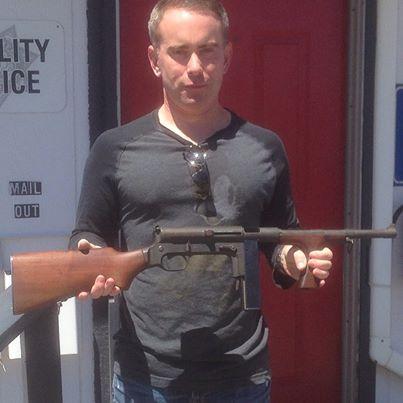 San Diego Health Department >> Pawn Stars Expert Craig Gottlieb Finds Rare Machinegun, Turns Over To Sheriff