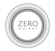 ZERO market logo