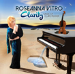 "Vocalist Roseanna Vitro Follows Up 2011 Grammy-Nominated CD with ""Clarity: Music of Clare Fischer,"" to Be Released Sept. 30"