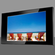 High Quality 37 Inch Wall-mounted Network Advertising Machines...