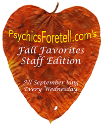Foretell's Staff: Fall Favorites