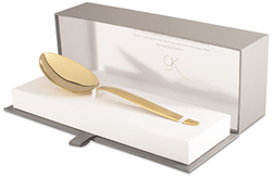 Gold Kunz Spoon
