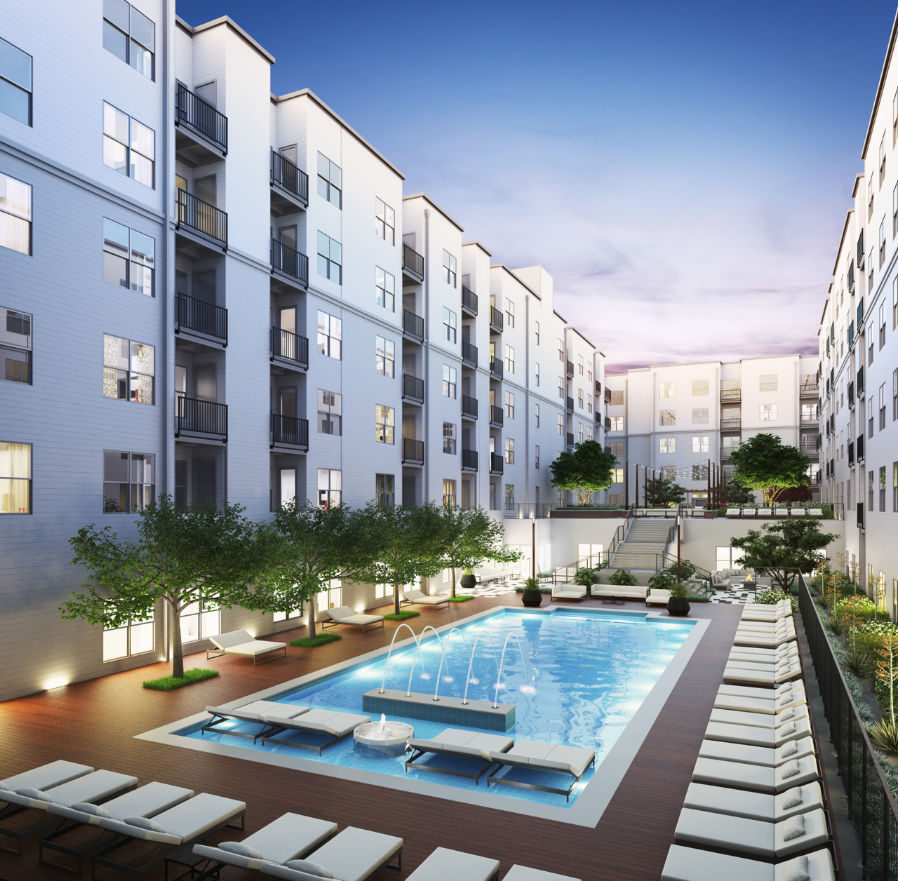 Apartment Community: National Harbor's First Apartment Community Now Available