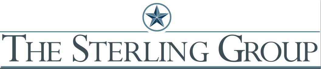 Image result for the sterling group houston logo