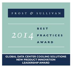 Frost & Sullivan Award