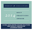 Asetek Wins Frost & Sullivan Award for Their Revolutionary Data Center Cooling Solution