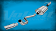 Volant Cat-Back Exhaust System for 2011-14 Ford F-150 6.2L V8